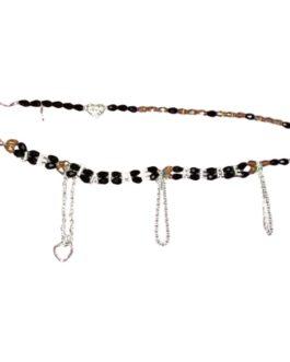 Bine bine / baya / perles de reins / collier de hanche PERSONNALISE