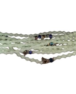 LUMINEUSE Bine bine / baya / perles de reins / collier de hanche