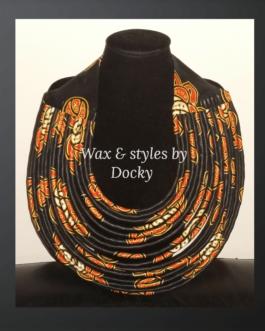 Collier wax 15 vagues