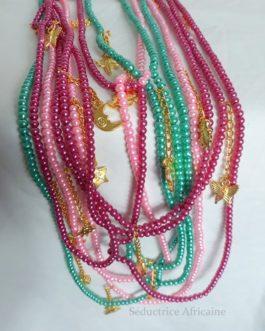 Bine bine / baya / perles de reins / collier de hanche (Copie)