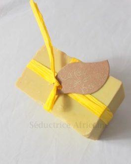 Savon Noix de cajou beurre de karité & coco