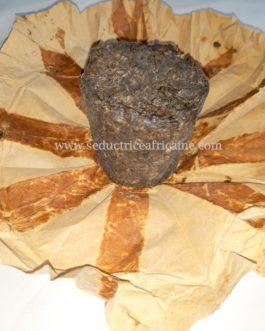 Savon noir original du Ghana 100% naturel