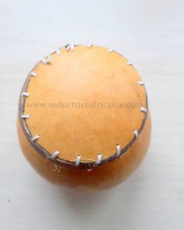Beurre de karité pur 100% naturel de Korhogo 400g-420g