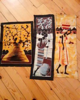 tableau batik