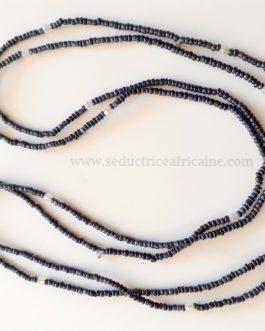 Bine bine / baya / perles de reins / collier de hanche T38 à 42