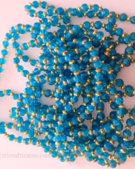 Bine bine / baya / perles de reins / collier de hanche T42 à 44